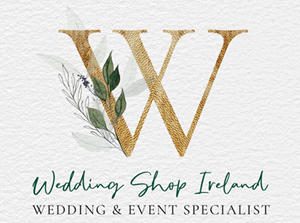 wedding shop ireland logo